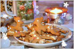 Spéculoos de Noël # idée cadeaux gourmands