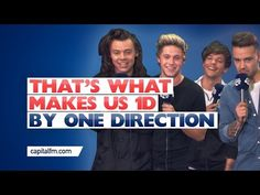 One Direction - 'That's What Makes Us 1D' - YouTube (the boys' commentary during the whole thing though lol)