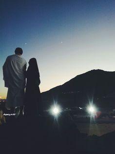 Mekkah Almukarramah Cute Muslim Couples, Muslim Girls, Muslim Women, Cute Couples, Muslim Love Quotes, Love In Islam, Islamic Love Quotes, Arab Love, Islam Marriage