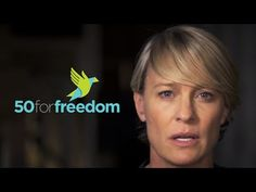Robin Wright tells harrowing real-life story of forced prostitution - YouTube