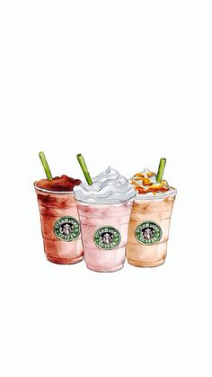 Pin by little chloe mb on girly stuffs in 2019 старбакс, обо Coffee Wallpaper Iphone, Starbucks Wallpaper, Food Wallpaper, Kawaii Wallpaper, Cartoon Wallpaper, Coffee Wallpapers, Cute Wallpaper Backgrounds, Aesthetic Iphone Wallpaper, Cute Wallpapers