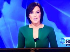 Photo of the Day: Internet Thinks Australian News Anchor's Neckline Looks Like a Penis - Just Classic Epic FAILs Jean Marc Généreux, Bikini Rouge, Australian News, Newsreader, When You See It, Weird News, News Anchor, Marie, Youtube
