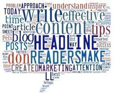 HEADLINES: A 9-Letter Cheat Sheet for Writing a Winner #ContentMarketing