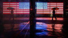 """El huracán """"Sandy"""" irrumpe en la campaña electoral con desafíos para ambos candidatos"""