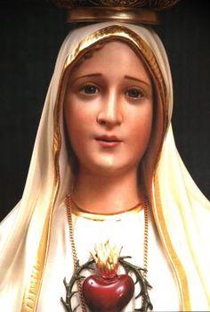 Religion: Nossa Senhora de Fátima (Obrigado Cláudia)