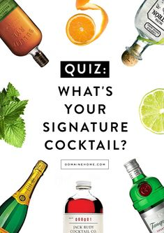 Sip into something a little more comfortable. Take the quiz!