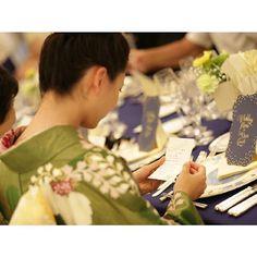 【結婚式準備】披露宴の当日ショットを理想通りに!《写真指示書》に入れたいシーン*18選 | ZQN♡
