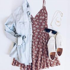 Casual summer outfit summer outfits в 2019 г. summer outfits, cute summer o Cute Casual Outfits, Cute Summer Outfits, Denim Shirt Outfit Summer, Hipster Outfits, Simple Outfits, Cute Summer Clothes, Denim Shirt Outfits, Outfit Ideas Summer, Outfits For School
