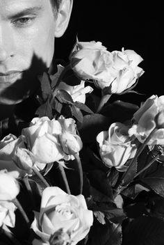 Tiger of Sweden Spring/Summer 2018 Men's Campaign. Photographer: #PaulWetherell. Stylist: #MattiasKarlsson. Art Director: #NiklasJohansson. Model: #MathiasLauridsen. Hair: #MetteThorsgaard. Makeup: #AnyadeTobon. Set Design: #AndreasFrienholt. #TigerofSweden