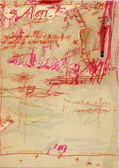 takahikohayashi:    Artist: Tomoko Baba 29.0x20.8cm etching 2011