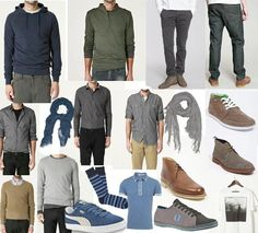 Fashion Advice (Men's clothes): How to Avoid Looking Like An American Tourist In Europe