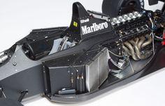 McLaren MP Tamiya - Car Forums and Automotive Chat F1 Model Cars, Model Cars Building, F1 Motorsport, Automotive Engineering, Mclaren Mp4, Formula 1 Car, Indy Cars, Tamiya, Plastic Models