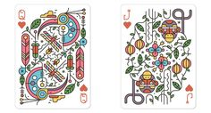 Jungle Playing Cards – The Colossal Shop