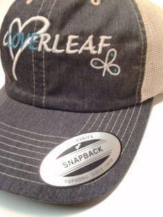 44086d9a424 HOOEY CLOVERLEAF CAP WOMEN S SNAP BACK HATS BARREL RACER WESTERN EQUINE  APPAREL  HOOEY Hooey Hats