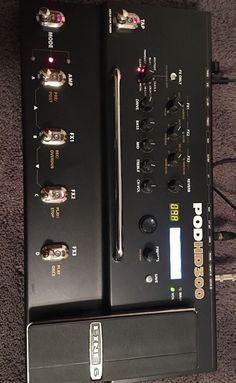 #Line6 #POD #HD300 #MultiEffects Guitar #EffectProcessor HD 300 LINE6 614252009317 | eBay