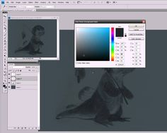 Digital Painting Tutorial Free from Schoolism.com. Part 1 of 9