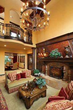 Livingroom mediterranean living room
