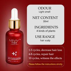 Hair Growth Treatment Oil Anti Hair Loss Essence Natural Healthy Hair Treatment Fast Thick Hair for Woman Hair Care Products - fsjyfy03
