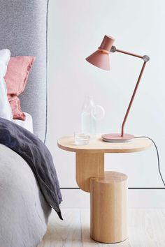 Shop the Type 80 Desk Lamp at 2Modern. Distinguished by a striking, graphic profile, Type 80's design is enhanced by an attractive 'halo' light-escape feature in the shade. This adds an extra dimension in low light environments -a refinement characteristic of Sir Kenneth's designs for the brand.
