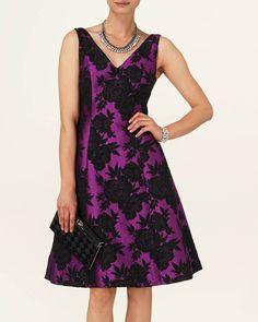 Sale Dresses | Pink Delilah Jacquard Dress | Phase Eight
