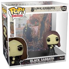 The beat goes on with Funko Pop Albums. Collect vinyl interpretations of album covers starting with The Notorious B.I.G., Black Sabbath and AC/DC. Black Sabbath Album Covers, Black Sabbath Albums, Funko Pop Figures, Pop Vinyl Figures, Pop Albums, Famous Black, Ozzy Osbourne, Blue Band, Band Merch