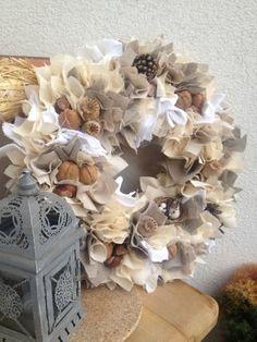 Podzimní věneček pro mojí maminku....
