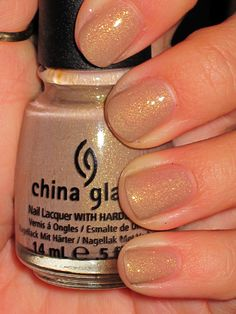China Glaze - Fast Track...love this color