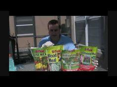 How to Fertilizing Bonsai - Making Bonsai Fertilizer Cake - YouTube