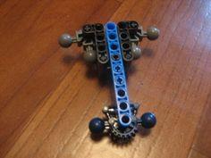 How to on custom body.: A LEGO®