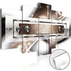 murando NOUVEAU! Moderne Impression sur verre acrylique 100x50 cm – 5 Parties - 2 formats au choix - Images – Photo - Décoration - pret a accrocher - Abstraction Abstrait Diamant a-C-0060-k-n 100x50 cm