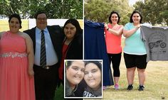#Morbidly obese sisters from Montaray lost staggering 167 KILOS in a year after surgery pact - Daily Mail: Daily Mail Morbidly obese…