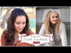 Double Frenchbacks | Cameron Diaz Hairstyle from Annie | #hairstyles #CuteGirlsHairstyles #CuteGirlHair #hairstyle #camerondiaz #annie