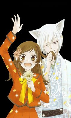 Imagem de kamisama hajimemashita, anime, and tomoe