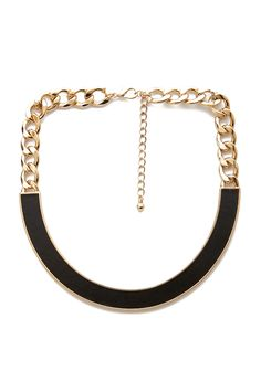 Shop statement bib necklaces and trendy oversized styles | Forever 21
