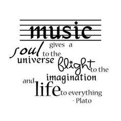 Lyric Quotes, Me Quotes, Lyrics, Plato Quotes, Angel Quotes, I Love Music, Music Is Life, Soul Music, Music Music