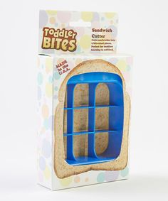 Look at this #zulilyfind! Blue ToddlerBites Sandwich Cutter - Set of 2 by Price Products #zulilyfinds