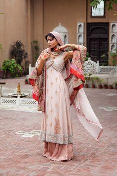 Pakistani Bride - Collection mariage signée Aisha Imran (Fashion made in Pakistan).