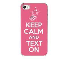 Keep calm case
