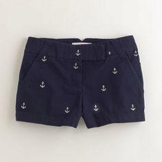 J.Crew critter shorts