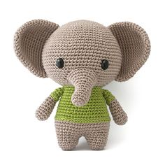 Ravelry: Joe the elephant pattern by Mariska Vos-Bolman
