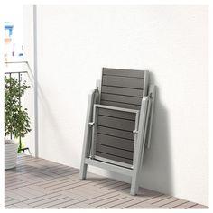 SJALLAND καρέκλα με ρυθμιζόμενη πλάτη/πτυσσόμενη, εξωτερικού χώρου - IKEA