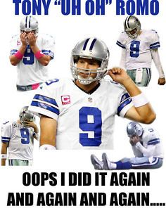 35 Best Tony Romo Memes Images In 2018 Cowboys Memes Funny Memes