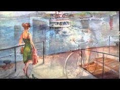 Paintings - Faruk Köksal.    Music -'Café Kastoria' van PAVLO ( • )