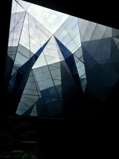 Architecture Barcelona #ambienceCY#inspirationCY#eventCY#Herzog de Meuron#Barcelona Forum