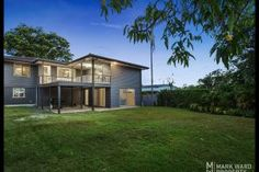 After nearly 10 years of successfully selling properties in Brisbane South, the Mark Ward Property team established a community-minded business in the heart of Salisbury in December Double Garage Door, Orange Grove, Character Home, Large Homes, First Home, The Hamptons, Modern Design, Explore, Mansions