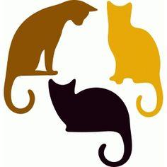 Silhouette Design Store: kitties