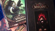 World of Warcraft Chronicle  by Blizzard Entertainment, Peter Lee (artist) and Joseph Lacroix (illustrator)  Dark Horse  2016, 184 pages, 9.3 x 12.3 x 0.7 inches  CLICK FOR MORE PHOTOS AND OUR REVIEW!