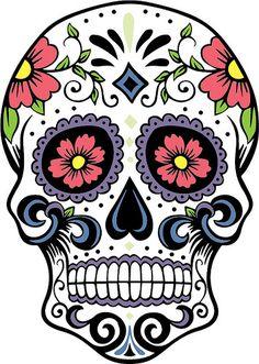 Sugar Skull | Dia de los muertos
