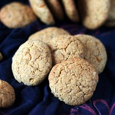 Satsuma orange multigrain cookies. #glutenfree #vegan