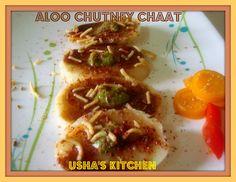 Aloo Chutney Chaat recipe - Foodista.com